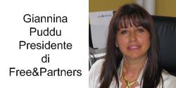 Giannina Puddu - Presidente di Free&Partners