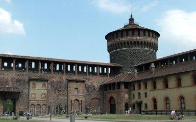 milano castello 2
